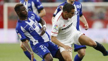 Sevilla  1 - 0  Alaves