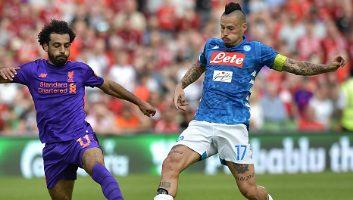 Liverpool  5 - 0  SSC Napoli