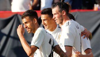 Real Madrid  3 - 1  Juventus