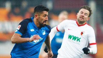 Augsburg 0 - 2 Hoffenheim
