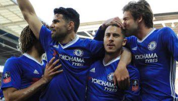 Chelsea 4 - 2 Tottenham Hotspur