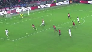 Stade Rennes 1 - 0 Angers