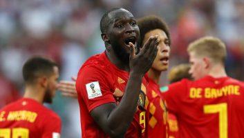 Belgium  3 - 0  Panama