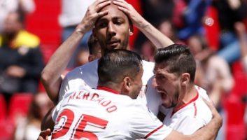 Sevilla  2 - 2  Villarreal