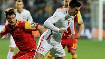 Montenegro 1 - 2 Poland
