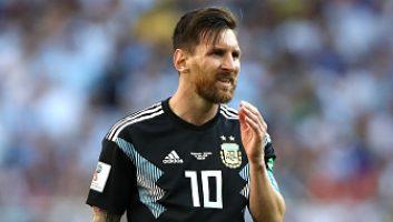 Argentina  1 - 1  Iceland