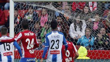 Sporting Gijon 1 - 1 Espanyol