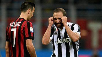 AC Milan  0 - 2  Juventus