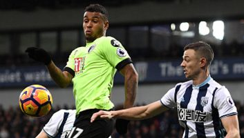 West Bromwich Albion 2 - 1 AFC Bournemouth
