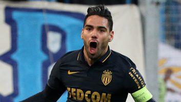 Marseille 1 - 4 Monaco