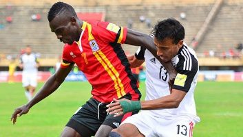 Uganda 1 - 0 Egypt