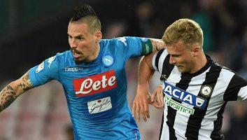 SSC Napoli  4 - 2  Udinese