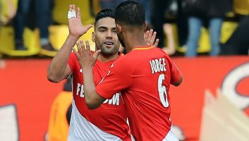 Monaco  2 - 1  Nantes
