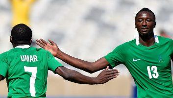 Honduras U23 2 - 3 Nigeria U23