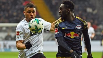 Eintracht Frankfurt  2 - 1  RasenBallsport Leipzig
