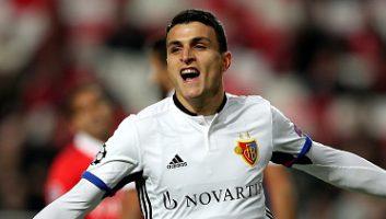 Benfica  0 - 2  Basel