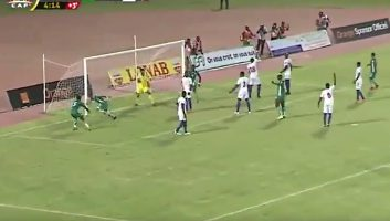 Burkina Faso  4 - 0  Cape Verde