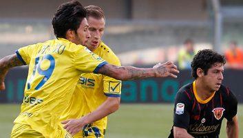 ChievoVerona  1 - 0  Benevento