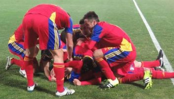 San Marino 0 - 2 Andorra