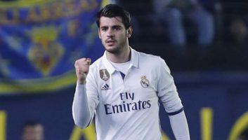 Villarreal 2 - 3 Real Madrid