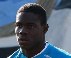 Manchester City have confirmed the signing of Inter Milan striker Mario Balotelli on a five-year deal.