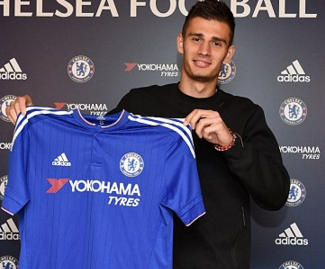 Chelsea confirm the signing of Matt Miazga from New York Red Bulls on a four-and-a-half-year contract.