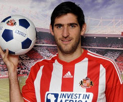 Danny Graham joins Sunderland from Swansea City.