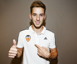 Valencia have reached an agreement with Real Madrid for the signing of midfielder Alvaro Medran, who joins on a four-year deal.