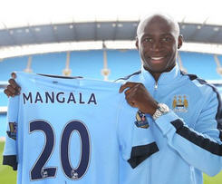 Manchester City are delighted to announce the signing of Eliaquim Mangala from FC Porto.