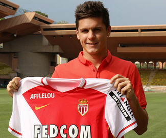 Monaco announced that an agreement has been reached with Argentine club Estudiantes for the transfer of Guido Carrillo.