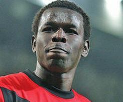 Blackburn Rovers have taken striker Mame Biram Diouf on a season-long loan from Manchester United