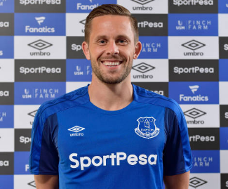 Gylfi Sigurdsson's club record £45 million move to Everton has finally been completed with the Icelandic international penning a five-year deal.