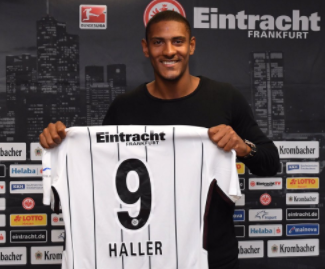 FC Utrecht head coach Erik ten Hag has confirmed that striker Sebastien Haller has signed a four-year-deal with Bundesliga outfit Eintracht Frankfurt.