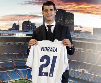 Real Madrid have officially activated a buy-back clause to re-sign their former striker Alvaro Morata from Juventus.