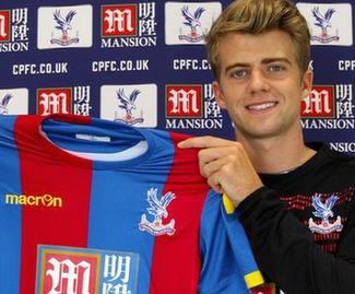 Crystal Palace have announced the signing of forward Patrick Bamford on a season-long loan from Chelsea.