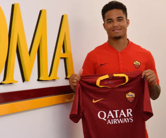 Roma have completed the signing of Justin Kluivert from Ajax for an initial fee of €17 million.