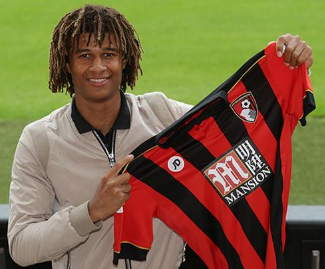 Bournemouth have signed Chelsea full-back Nathan Ake on a season-long loan.