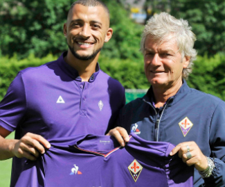 Fiorentina have announced the signing of Vitor Hugo from Palmeiras for a reported €7.7 million.