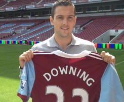 West Ham United are delighted to announce the signing of England international Stewart Downing