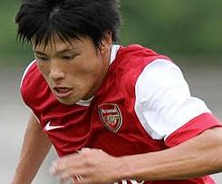 Arsenal Announce Signing Of Japanese Striker Ryo Miyaichi