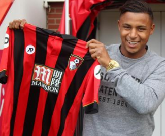 Bournemouth have completed the signing of France Under-20 striker Lys Mousset from Le Havre on a four-year deal.