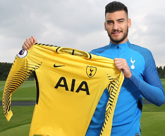 Tottenham sign goalkeeper Paulo Gazzaniga from Southampton as Maurcio Pochettino completes first capture of the summer.