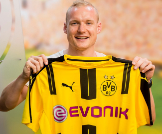 Borussia Dortmund have announced the signing of Bayern Munich midfielder Sebastian Rode.