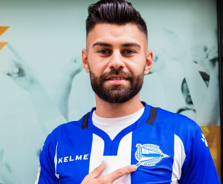 Rubén Duarte has become new player of Deportivo Alavés after the transfer agreement reached between RCD Espanyol, Basque club and the player himself.