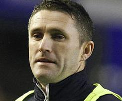 Robbie Keane has sealed his loan move to West Ham United until the end of the season.