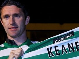 Tottenham's Robbie Keane moves to Celtic on loan