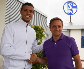 Schalke have confirmed the signing of Franco Di Santo from Werder Bremen for €6 million.