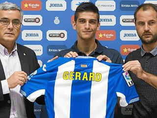 Espanyol have officially announced an agreement to purchase Villarreal forward Gerard Moreno.