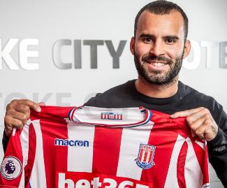 Stoke City have completed the loan signing of winger Jese Rodriguez from Paris Saint-Germain.