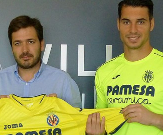 Villarreal have signed Andres Fernandez and Jose Angel on loan from Porto for the 2016-17 season.